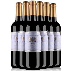 至尊金奖 法国原瓶进口AOC红酒 任选一箱 红沙城堡红葡萄酒