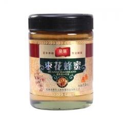 蜂蜜 皇巢1000g枣花蜂蜜