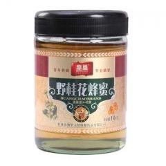 蜂蜜 皇巢1000g野桂花蜂蜜