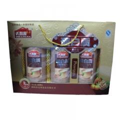 优利园 蛋白质营养粉 628克 礼盒装