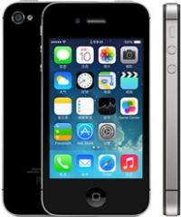 Apple/苹果 iPhone 4s全新原封未激 美版黑色有锁卡贴 8G