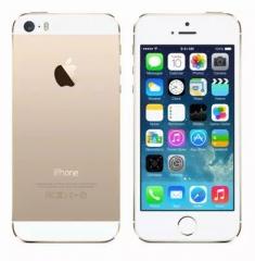 Apple/苹果 iPhone 5s 港版官换 未激活手机 土豪金色 16G